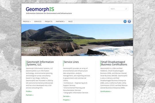 GeomorphIS